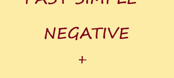 Lesson 44 / Il Past Simple – Forma negativa e interrogativa dei verbi regolari